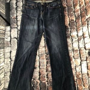 Women's size 8 Lucky brand jeans.